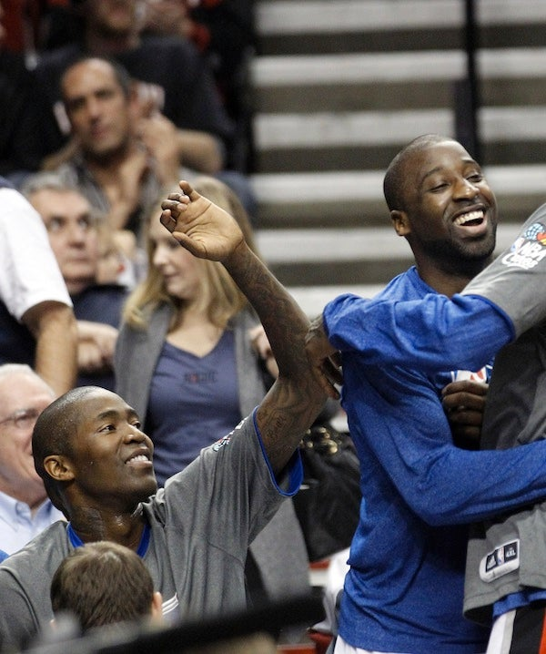 "Meanwhile, Ray Felton And Jamal Crawford Have ""Orchestrated A Mutiny"" In Portland"