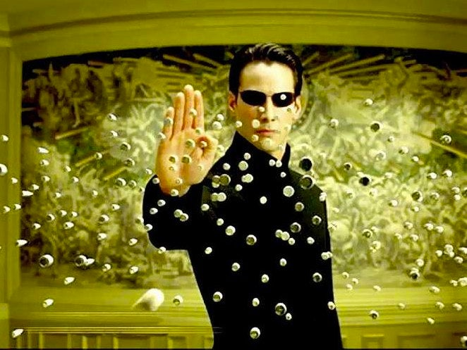 Keanu Reeves says the Wachowskis have plans for The Matrix 4 and 5