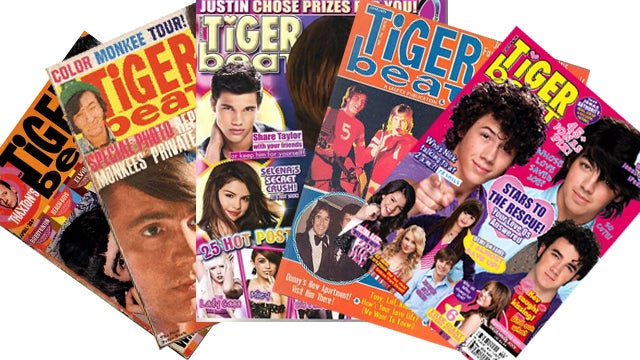 The Time I Was In Tiger Beat