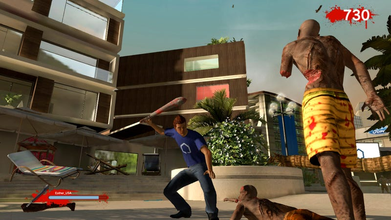 Dead Island's Infestation Spreads to PlayStation Home