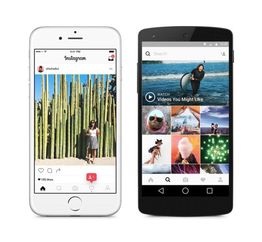 Instagram Gets the Redesign We've Been Waiting For