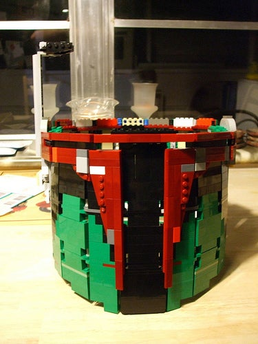Guy Builds Full Lego Boba Fett Costume, Somehow Manages to Keep Marriage Intact