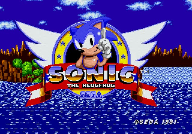 The Agency Group: Sonic the Hedgehog