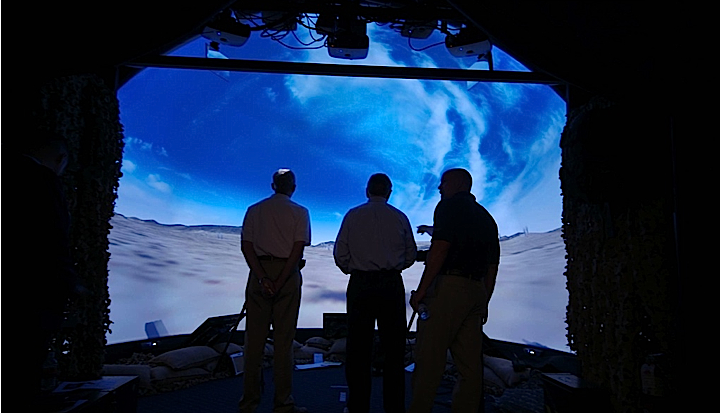 Military VR Simulator Is Closest Thing Ever to Real-Life Halo 3