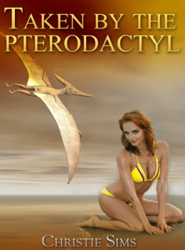 Pterodactyl Erotica: it's a thing.