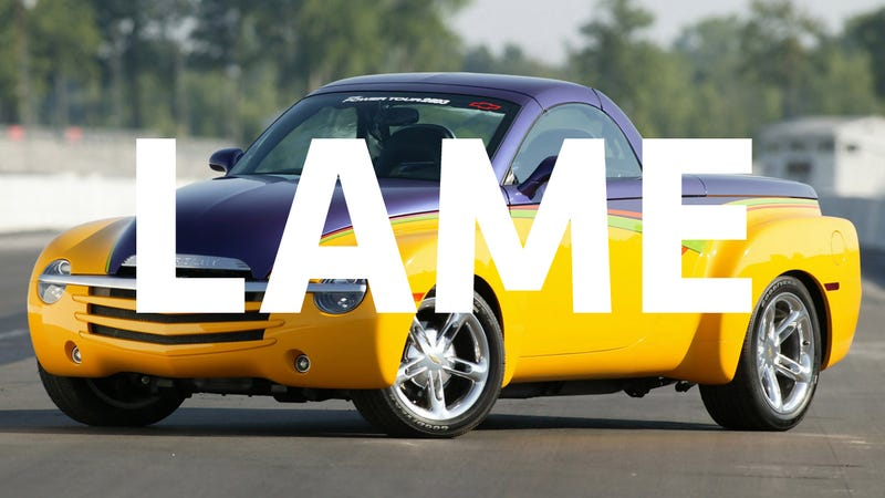 Ten Cars That Try Too Hard To Be Cool