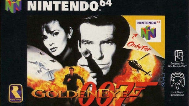 Maybe I Liked GoldenEye For Weird Reasons