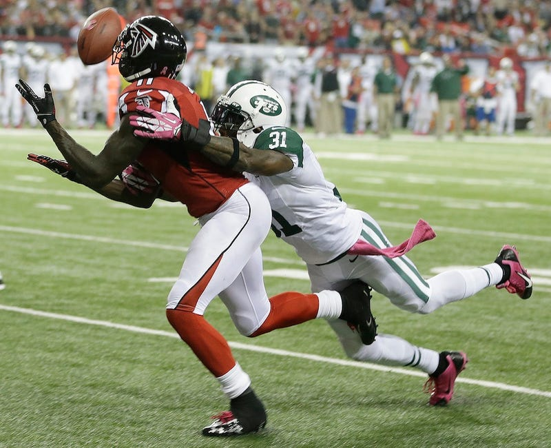 Report: Injured Julio Jones Could Be Done For The Season