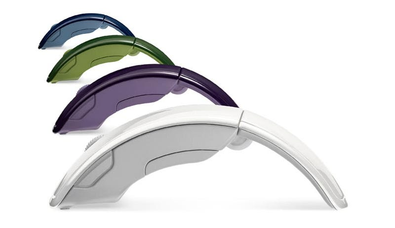 Microsoft Arc Mouse Special Edition Colors Salute Vegetables, Nature