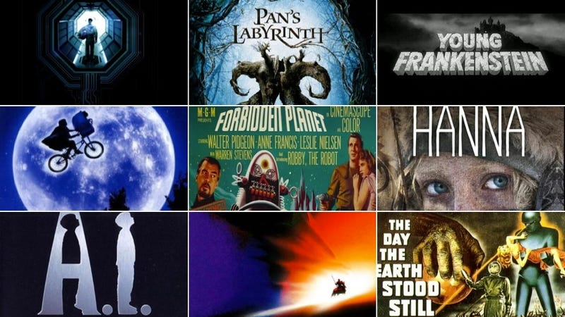 Vote for the greatest original film score in science fiction and fantasy history