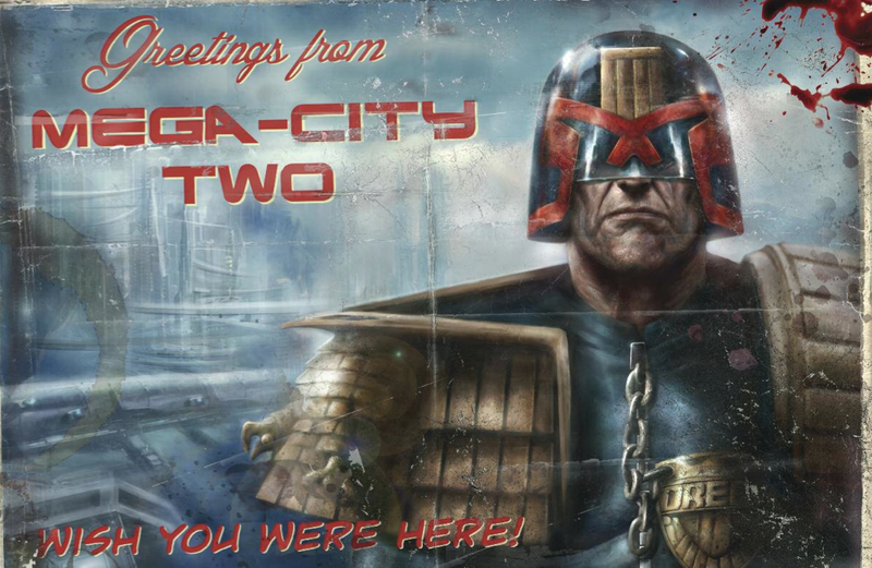 Judge Dredd Is The Jerk Cop Future-Los Angeles Needs
