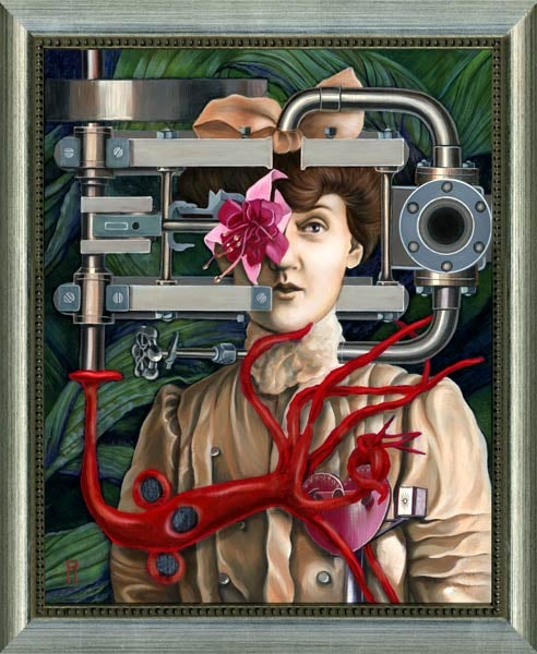Bonni Reid's Retro-Tech Surrealism