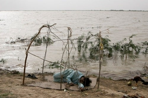 Pakistan Braces for More Flooding