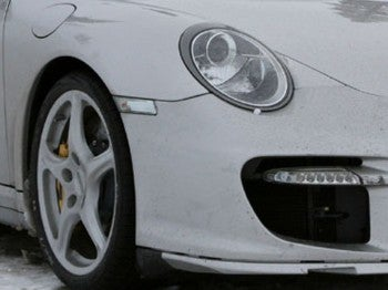 Spy Photos: Still More on the Porsche GT2