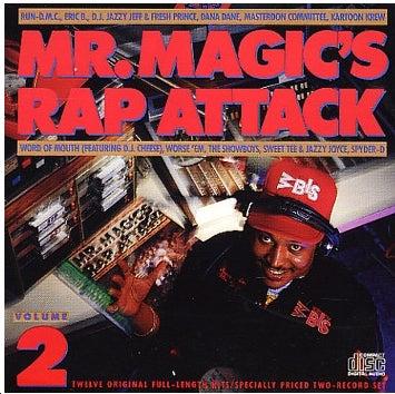 Mr. Magic, Hip Hop's First Radio DJ