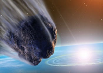 Reason #23 Not To Move To Another Planet: Comets