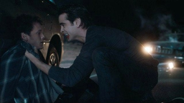 First look at vampire Colin Farrell in the Fright Night reboot