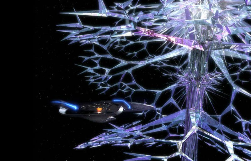 Star Trek: The Next Generation is brand new all over again