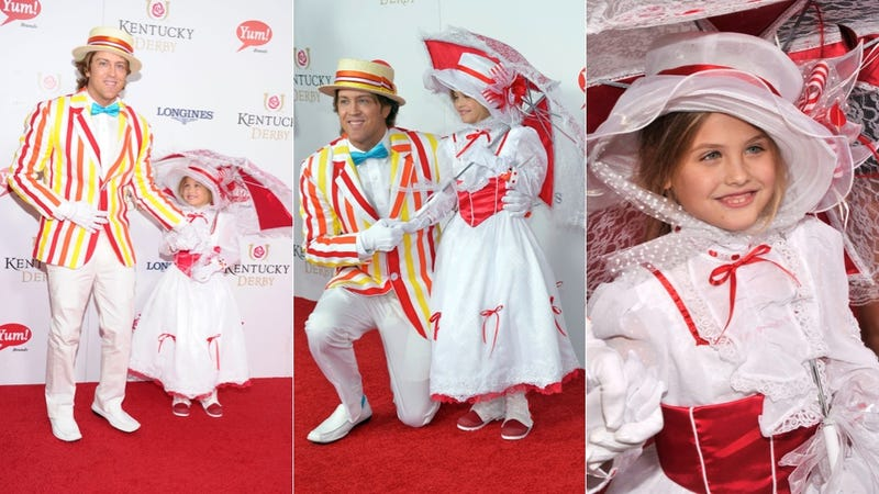 The Flowers, Fowl Feathers and Fierce Frippery of the Kentucky Derby