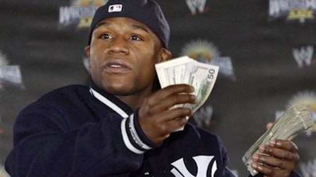 Floyd Mayweather Jr. Bet $1 Million Against Tim Tebow