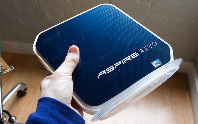Acer Revo and Nvidia Ion Hands On: Flawless Blu-ray Playback Changes Cheap Computers Forever