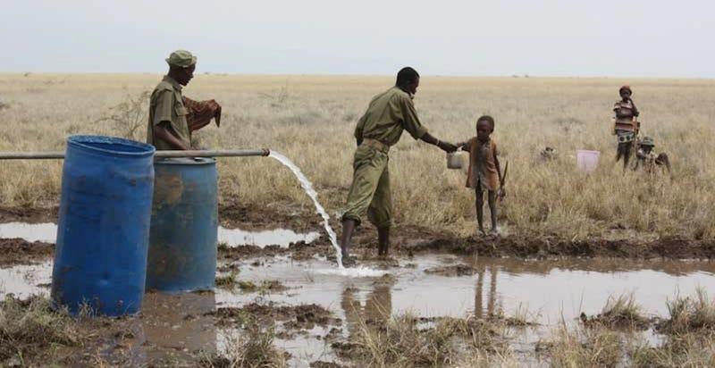 Can Kenya's Hidden Aquifer Prevent a Water War?