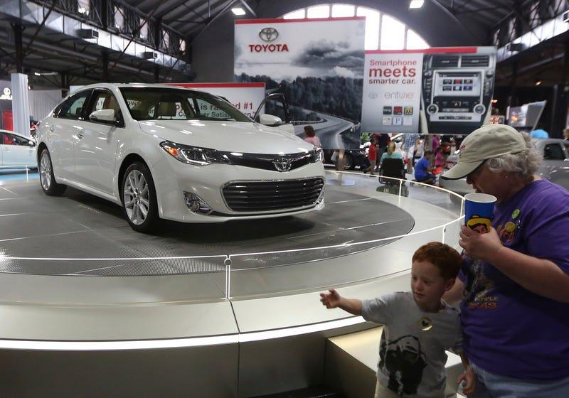 Fourth Gear: Toyota Marks 25 Million Sold