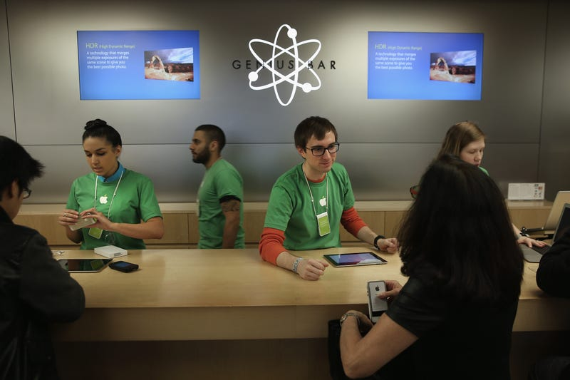 Apple Hit With Class Action Lawsuit Over Unpaid Wages