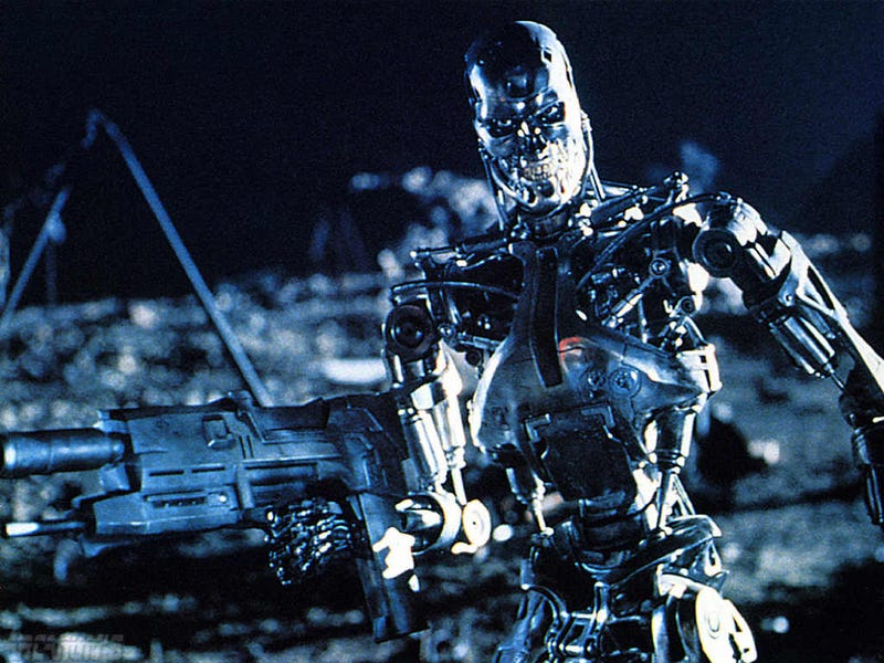 High school principal could lose his job for making a Terminator fan video