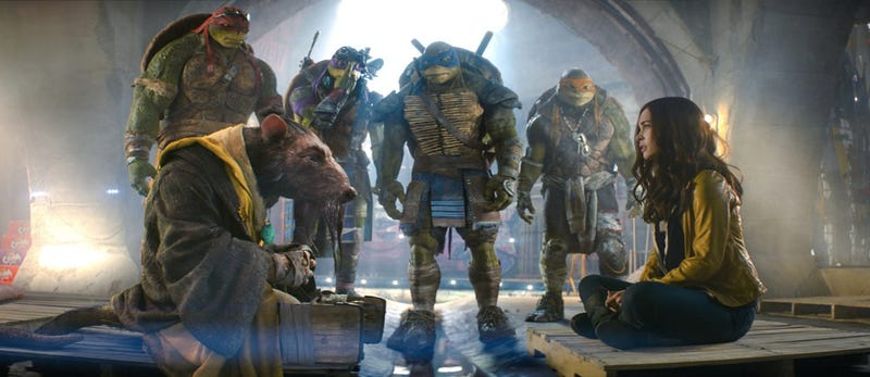 TMNT Movie Makers Reveal Ninja Turtle Easter Eggs You Should Look For