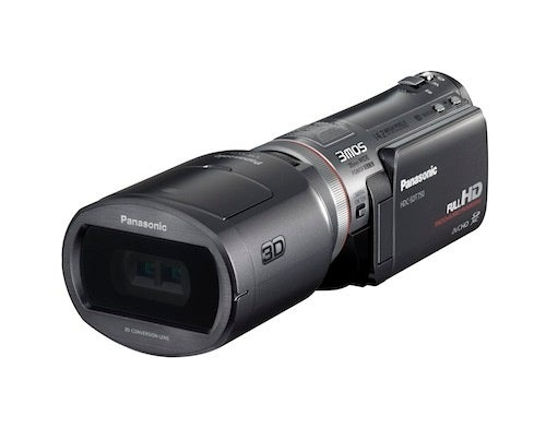 Panasonic 3D Camera Gallery