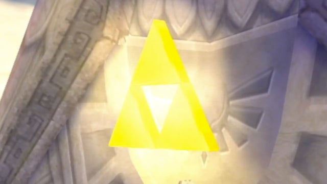 Japanese Person Picked Zelda's Triforce for Tombstone, Apparently