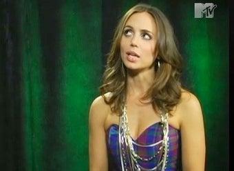 Eliza Dushku Ponders Live-Action Wet