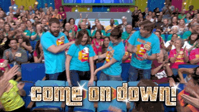 How My Foolproof Scientific System Got Us Onto The Price Is Right
