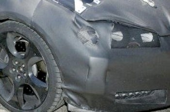 Jaguar XF R Test Mule