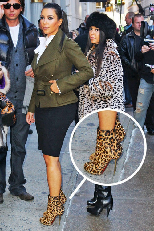 The Shoe That Broke Kim Kardashian's Toe, and Other Investigations