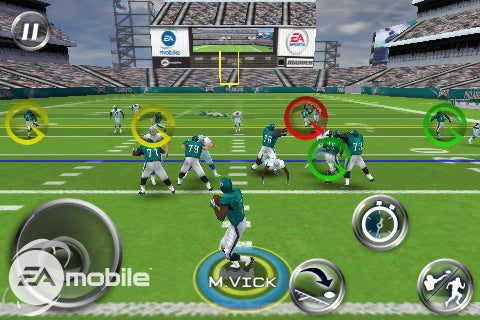 iPhone Madden to Arrive by Opening Day