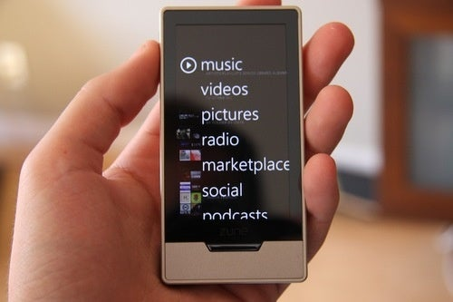 Zune HD Gets Homebrew Apps and Games