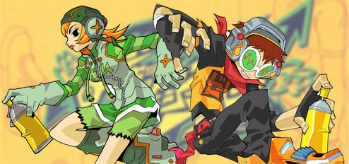 What Jet Grind Radio For Wii Might Have Looked Like