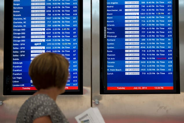 The Secret Program that Tracks Every Passenger on International Flights
