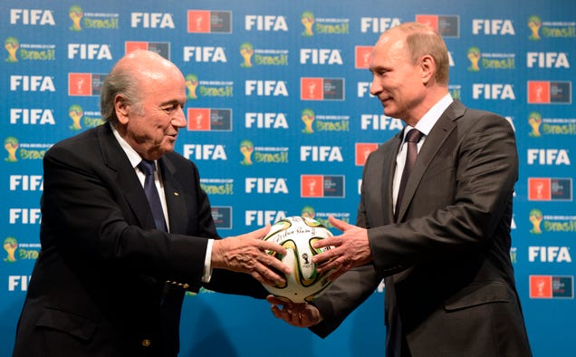 FIFA's Report On World Cup Bidding Corruption Won't Be Made Public