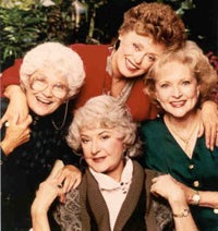 The Golden Girls Goes Abroad