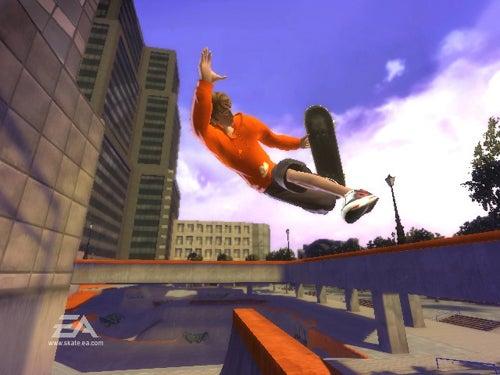 Skate It Wii Hands-On Impressions