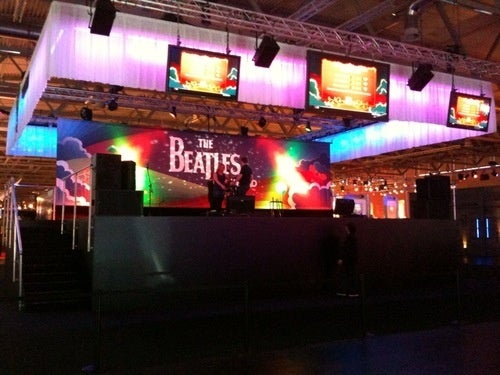 Gamescom Booth Blitz: The Beatles Rock Band