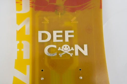 Wired Previews Hackable Defcon 16 Badge