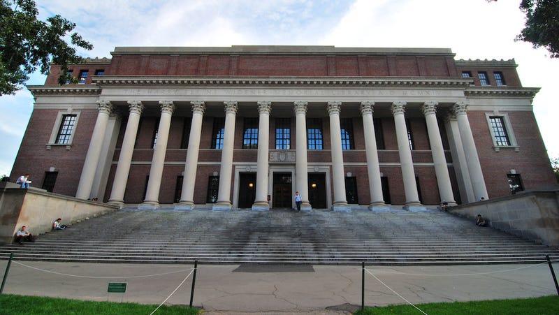 Harvard's Hiring a Wikipedian-in-Residence