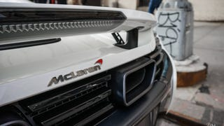 An Evening With The McLaren 570S
