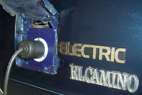 The Electric El Camino