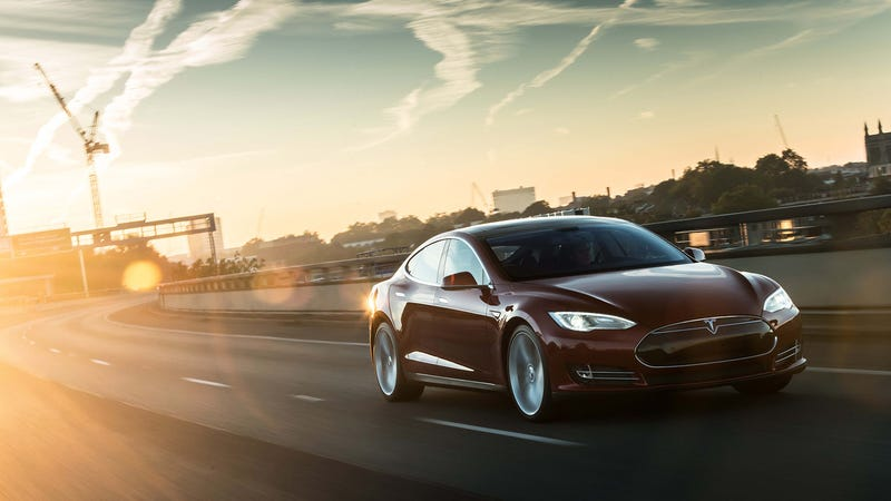 ​Grey Market Teslas Invade China Because The Rich Don't Wait