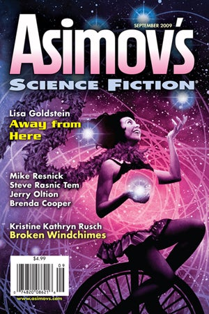 A Peek Inside the Life of a Science Fiction Editor